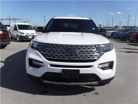 2020 Ford Explorer Limited (Stk: 20-10) in Kapuskasing - Image 2 of 10