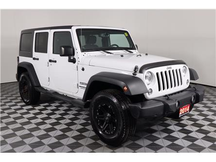 2014 Jeep Wrangler Unlimited Sport (Stk: 19-380A) in Huntsville - Image 1 of 28