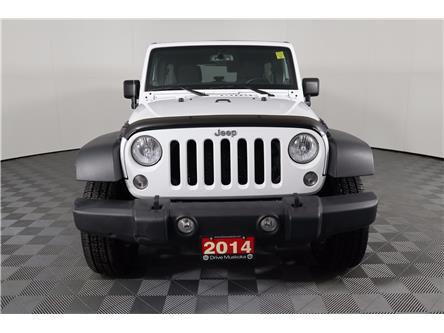 2014 Jeep Wrangler Unlimited Sport (Stk: 19-380A) in Huntsville - Image 2 of 28