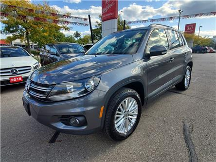 2016 Volkswagen Tiguan Special Edition (Stk: CP0220) in Mississauga - Image 1 of 22