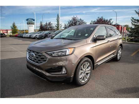 2019 Ford Edge Titanium (Stk: K-2477) in Okotoks - Image 1 of 5