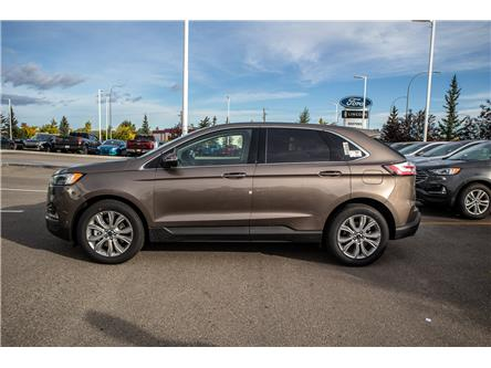 2019 Ford Edge Titanium (Stk: K-2477) in Okotoks - Image 2 of 5
