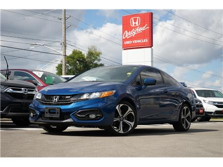 2015 Honda Civic Si (Stk: P7276A) in London - Image 1 of 29
