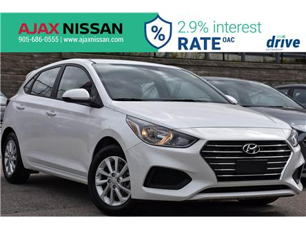 2019 Hyundai Accent Preferred (Stk: P4262R) in Ajax - Image 1 of 31