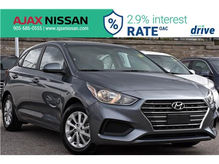 2019 Hyundai Accent Preferred (Stk: P4249R) in Ajax - Image 1 of 30