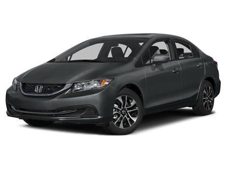 2015 Honda Civic EX (Stk: U5409A) in Woodstock - Image 1 of 10