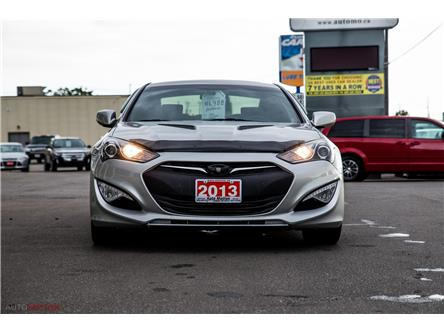 2013 Hyundai Genesis Coupe  (Stk: 19917) in Chatham - Image 2 of 27