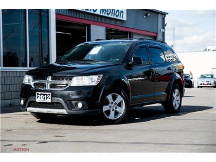 2012 Dodge Journey SXT & Crew (Stk: 191052) in Chatham - Image 1 of 24