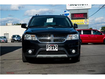 2012 Dodge Journey SXT & Crew (Stk: 191052) in Chatham - Image 2 of 24