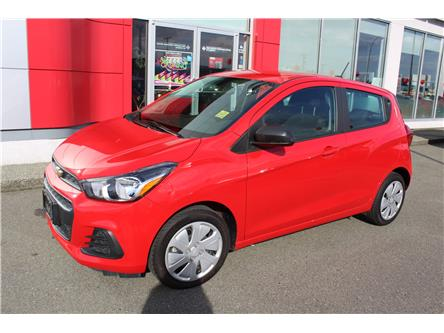 2017 Chevrolet Spark LS Manual (Stk: 9S9492A) in Nanaimo - Image 1 of 8