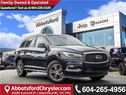 2019 Infiniti QX60 Pure (Stk: AB0914) in Abbotsford - Image 1 of 30