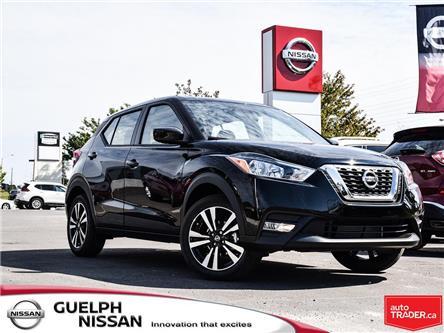 2019 Nissan Kicks SV (Stk: N20329) in Guelph - Image 1 of 24