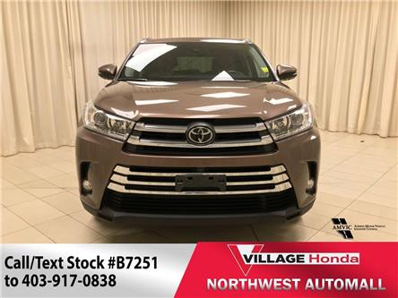 2017 Toyota Highlander  (Stk: B7251) in Calgary - Image 2 of 30