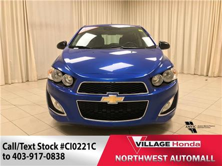 2016 Chevrolet Sonic RS Auto (Stk: CI0221C) in Calgary - Image 2 of 30