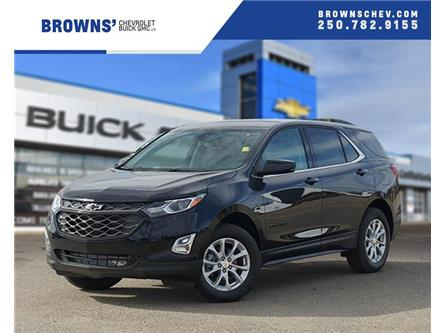 2020 Chevrolet Equinox LT (Stk: T20-779) in Dawson Creek - Image 1 of 17