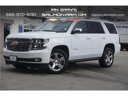 2019 Chevrolet Tahoe Premier (Stk: 19-345) in Salmon Arm - Image 1 of 20