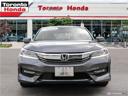 2017 Honda Accord EX-L/185hp/17Alloy/Honda Sensing/ (Stk: 39146) in Toronto - Image 2 of 25