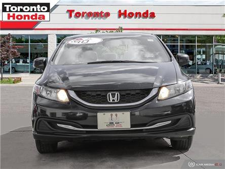 2013 Honda Civic LX/Brand new front Pads and Rotors/Heated front se (Stk: 39487) in Toronto - Image 2 of 25
