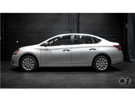 2015 Nissan Sentra 1.8 S (Stk: CT19-416) in Kingston - Image 1 of 35