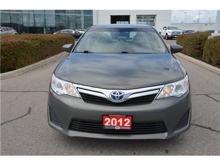 2012 Toyota Camry Hybrid  (Stk: 020537) in Milton - Image 2 of 19