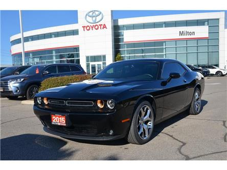 2015 Dodge Challenger SXT Plus or R/T (Stk: 740795) in Milton - Image 1 of 21