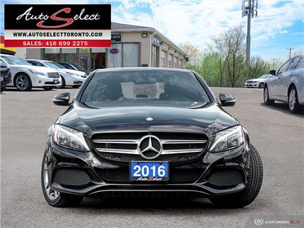 2016 Mercedes-Benz C-Class 4Matic (Stk: 16MBBMC) in Scarborough - Image 2 of 28
