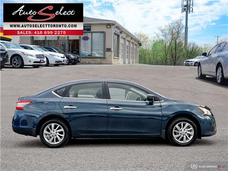 2015 Nissan Sentra  (Stk: 1NATR41) in Scarborough - Image 2 of 27
