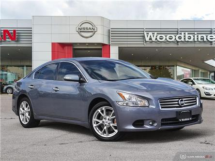 2012 Nissan Maxima SV (Stk: P7461A) in Etobicoke - Image 1 of 20