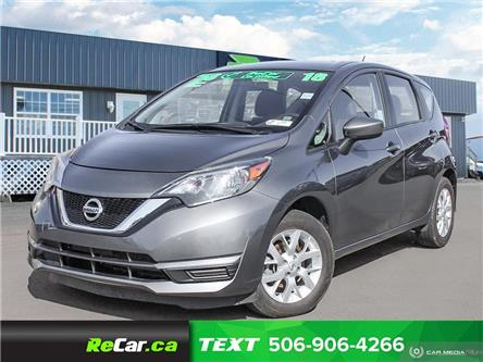 2018 Nissan Versa Note 1.6 SV (Stk: 190954A) in Fredericton - Image 1 of 25