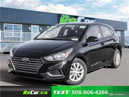 2019 Hyundai Accent Preferred (Stk: 191041A) in Fredericton - Image 1 of 22