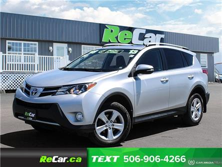 2013 Toyota RAV4 XLE (Stk: 190700A) in Fredericton - Image 1 of 26