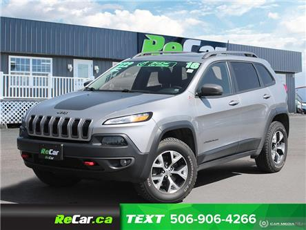 2016 Jeep Cherokee Trailhawk (Stk: 190699A) in Fredericton - Image 1 of 26