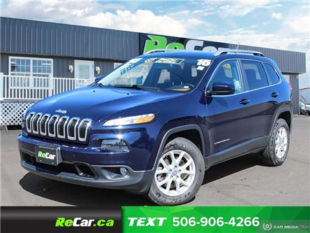 2015 Jeep Cherokee North (Stk: 190894A) in Fredericton - Image 1 of 25