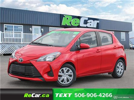 2018 Toyota Yaris LE (Stk: 190664A) in Fredericton - Image 1 of 25