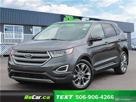2015 Ford Edge Titanium (Stk: 190893A) in Fredericton - Image 1 of 24