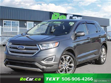 2015 Ford Edge Titanium (Stk: 190821A) in Saint John - Image 1 of 25