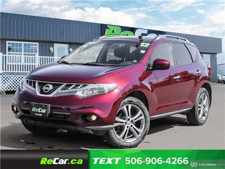 2012 Nissan Murano LE (Stk: 190836A) in Fredericton - Image 1 of 26