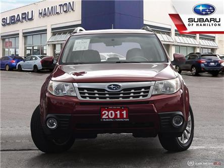 2011 Subaru Forester 2.5 X Touring Package (Stk: S7826B) in Hamilton - Image 2 of 27