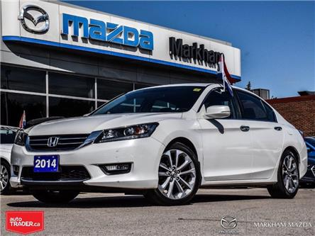 2014 Honda Accord Sport (Stk: N190612A) in Markham - Image 1 of 26