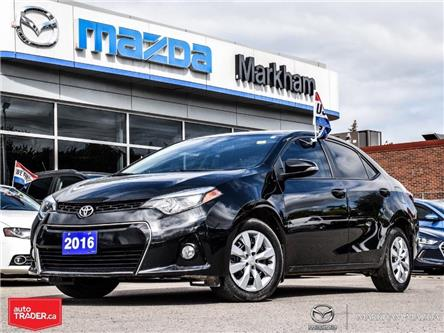 2016 Toyota Corolla  (Stk: D5200015A) in Markham - Image 1 of 24