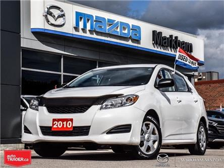 2010 Toyota Matrix Base (Stk: N190664A) in Markham - Image 1 of 25