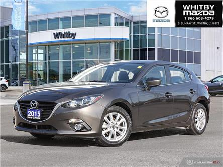 2015 Mazda Mazda3 Sport GS (Stk: 190541A) in Whitby - Image 1 of 27