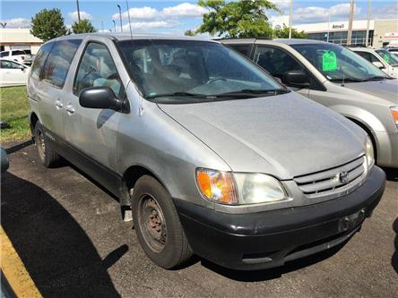 2002 Toyota Sienna CE 7 PASSENGER, POWER GROUP, ABS, KEYLESS ENTRY. (Stk: 45197A) in Brampton - Image 2 of 6