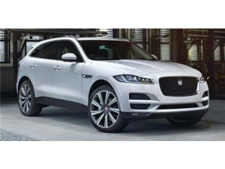 2020 Jaguar F-PACE 25t Prestige (Stk: J0549) in Ajax - Image 1 of 2