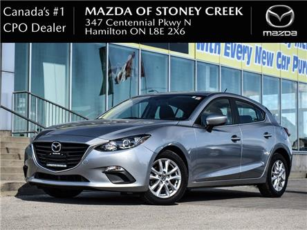 2016 Mazda Mazda3 Sport GS (Stk: SU1415) in Hamilton - Image 1 of 23