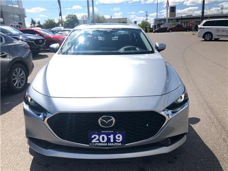 2019 Mazda Mazda3 GT PREM PKG, DEMO, RUBBER MATS, SCUFF PLATES (Stk: D19-531) in Woodbridge - Image 2 of 30
