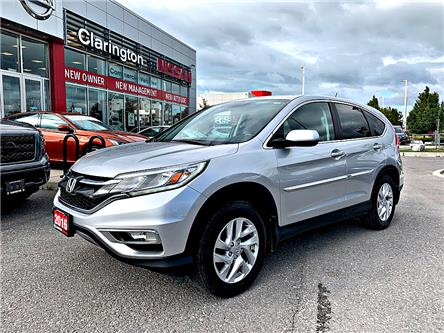 2016 Honda CR-V EX-L (Stk: KC648003A) in Bowmanville - Image 1 of 34