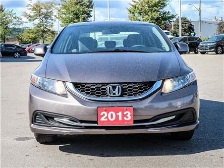 2013 Honda Civic LX (Stk: 191192A) in Milton - Image 2 of 20