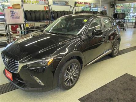 2018 Mazda CX-3 GT (Stk: 209351) in Gloucester - Image 1 of 20