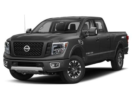 2019 Nissan Titan XD PRO-4X Diesel (Stk: E7846) in Thornhill - Image 1 of 9